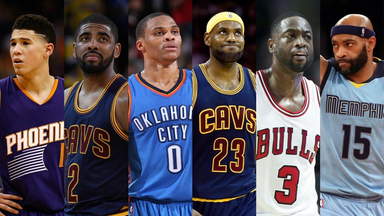 Bästa basketspelarna 2019